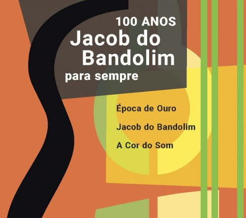 CD JACOB DO BANDOLIM  - PRA SEMPRE - EDIÇÃO 100 ANOS