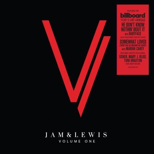 CD JAM & LEWIS -  VOLUME ONE
