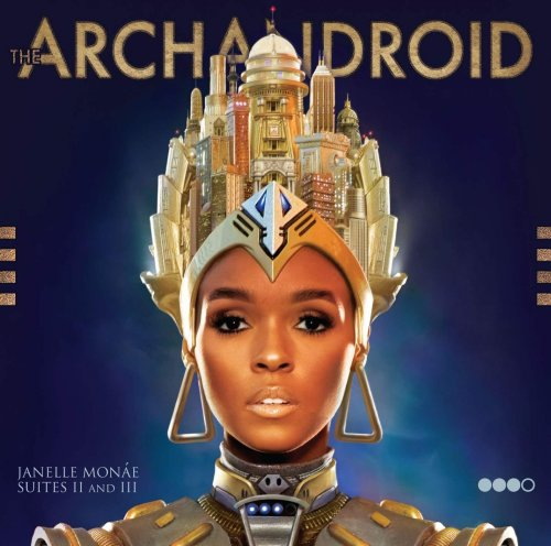 CD JANELLE MONAE - THE ARCHANDROID