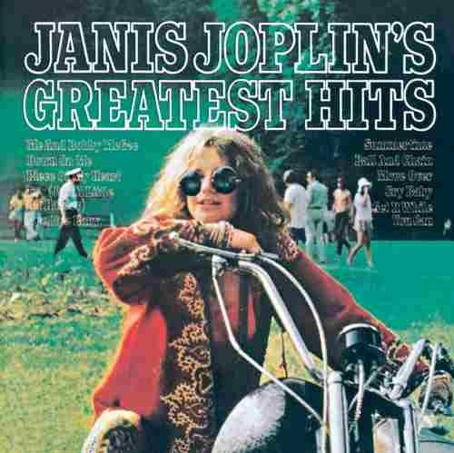 CD Janis Joplin - Greatest Hits