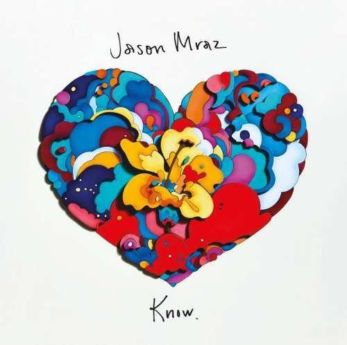 CD JASON MRAZ - KNOW
