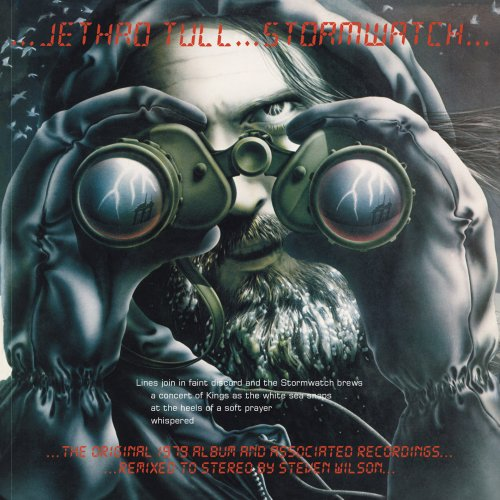 CD JETHRO TULL - STORMWATCH