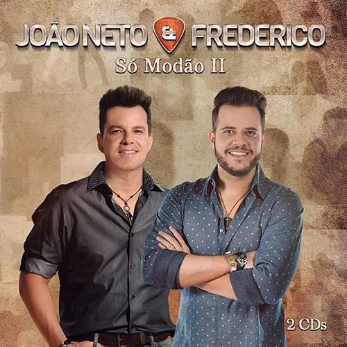 CD JOAO NETO & FREDERICO - SO MODAO II