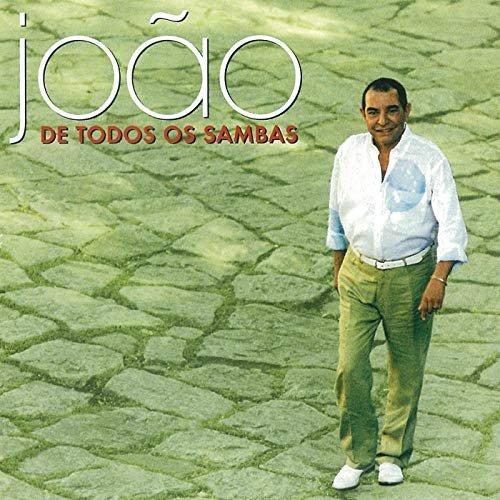 CD JOÃO NOGUEIRA - JOÃO DE TODOS OS SAMBAS