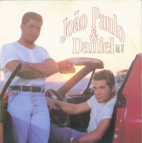 CD JOAO PAULO E DANIEL - VOLUME 6