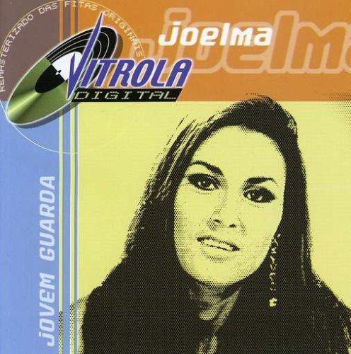 CD JOELMA - VITROLA DIGITAL - JOVEM GUARDA