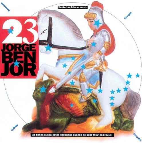 CD JORGE BEN JOR - 23