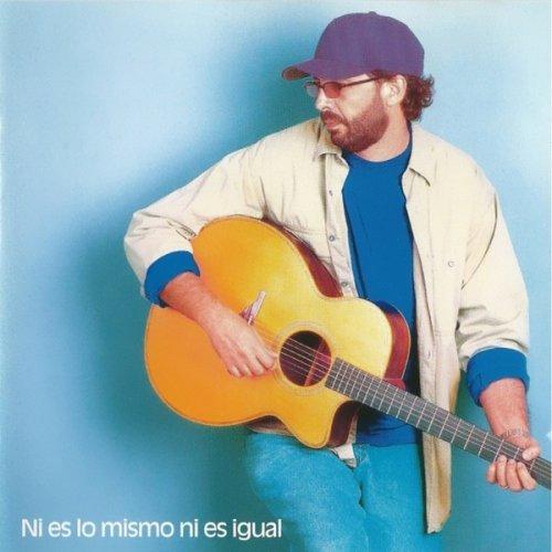 CD JUAN LUIS GUERRA 4 40 - NI ES LO MISMO NI ES IGUAL