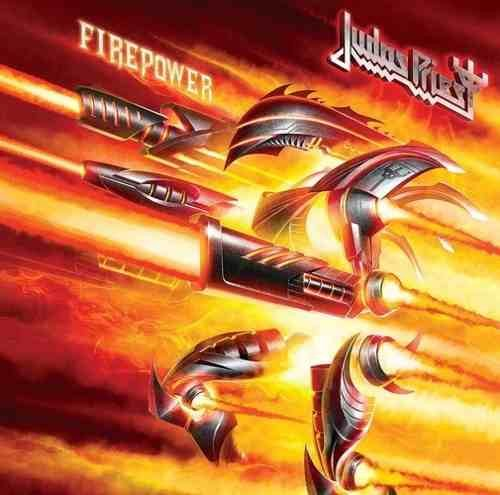CD Judas Priest - Firepower