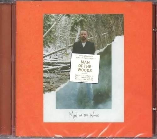 CD JUSTIN TIMBERLAKE - MAN OF THE WOODS