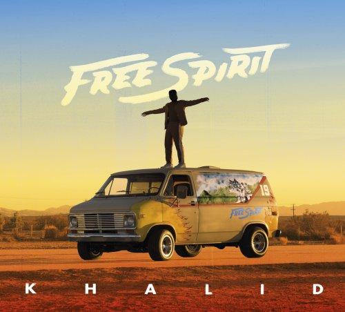 CD KHALID - FREE SPIRIT