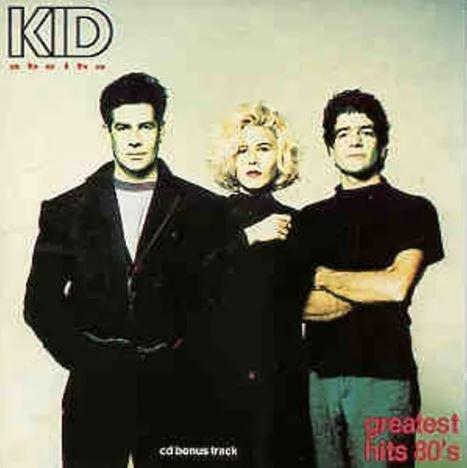 CD KID ABELHA - GREATEST HITS 80'S (1993)