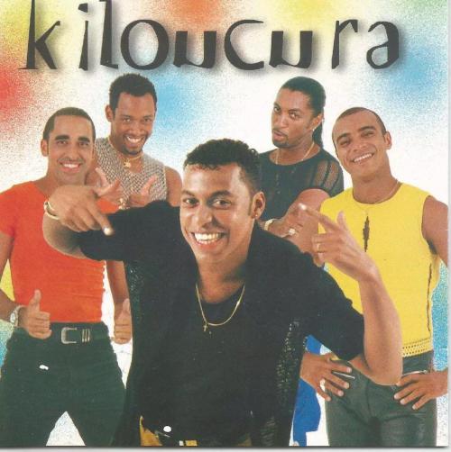 CD KILOUCURA - TUDO QUE SONHEI