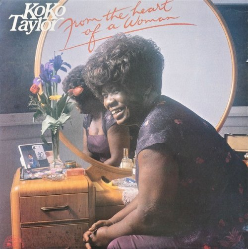 CD KOKO TAYLOR - FROM THE HEART OF A WOMAN (1981)