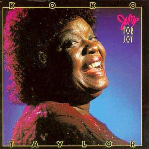 CD KOKO TAYLOR - JUMP FOR JOY (1992)