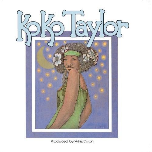 CD KOKO TAYLOR - KOKO TAYLOR (1969)