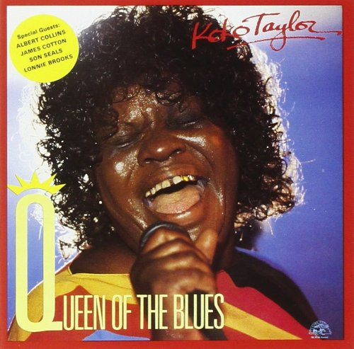 CD KOKO TAYLOR - QUEEN OF THE BLUES (1985)