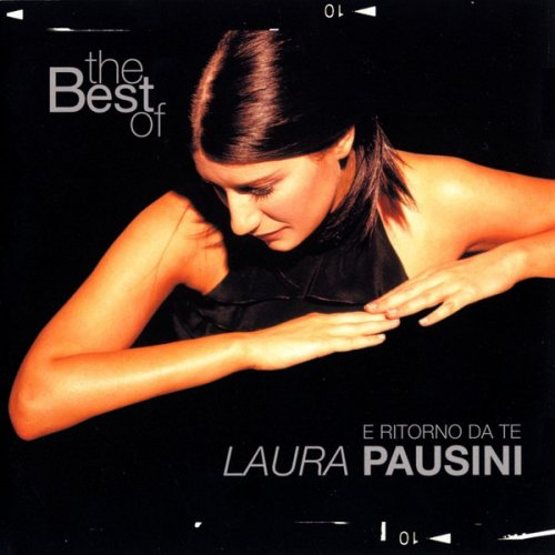 CD LAURA PAUSINI - THE BEST OF  - E RITORNO DA