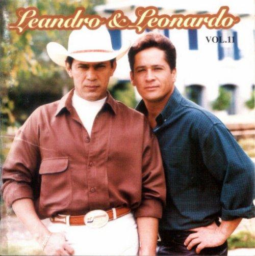 CD LEANDRO E LEONARDO - VOLUME 11