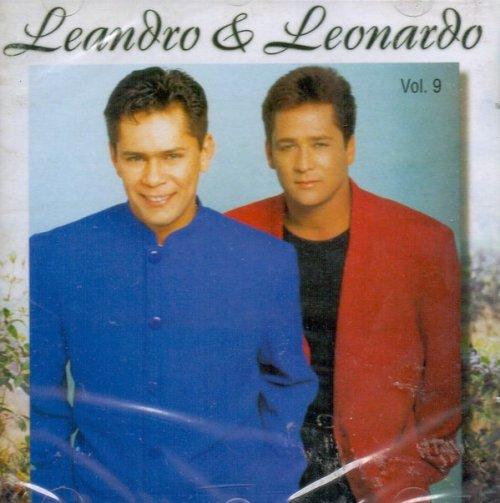 CD LEANDRO E LEONARDO - VOLUME 9