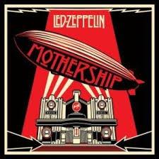 CD LED ZEPPELIN (DUPLO) - MOTHERSHIP (acrílico)