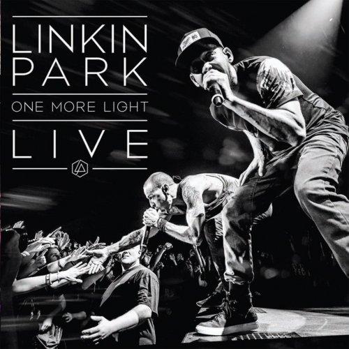 CD LINKIN PARK - ONE MORE LIGHT - LIVE