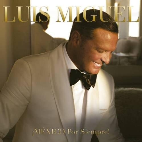 CD LUIS MIGUEL - MEXICO POR SIEMPRE!