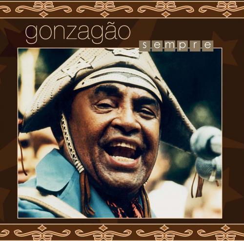 CD LUIZ GONZAGA - SEMPRE GONZAGÃO