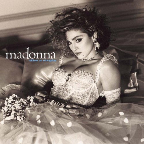 CD MADONNA LIKE A VIRGIN (1984)