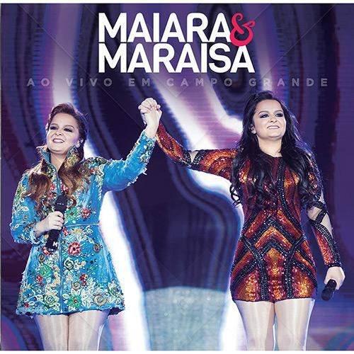 CD MAIARA & MARAISA - AO VIVO EM CAMPO GRANDE