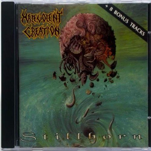 CD MALEVOLENT CREATION - STILLBORN (8 FAIXAS BONUS)
