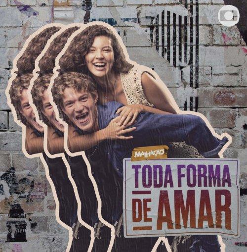 CD MALHAÇÃO -  TODA FORMA DE AMAR - TRILHA SONORA