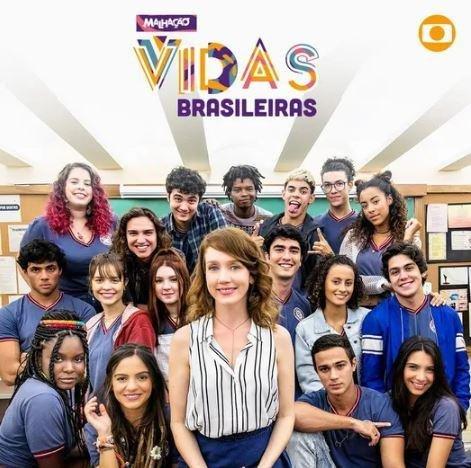 CD MALHAÇÃO - VIDAS BRASILEIRAS  (TRILHA SONORA DA SÉRIE)