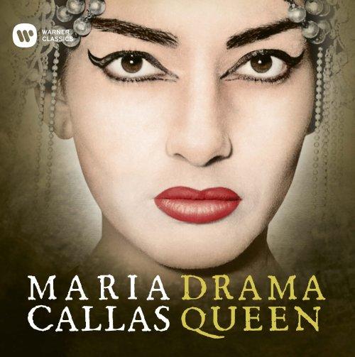 CD MARIA CALLAS - DRAMA QUEEN - PRÉ-VENDA 29/05