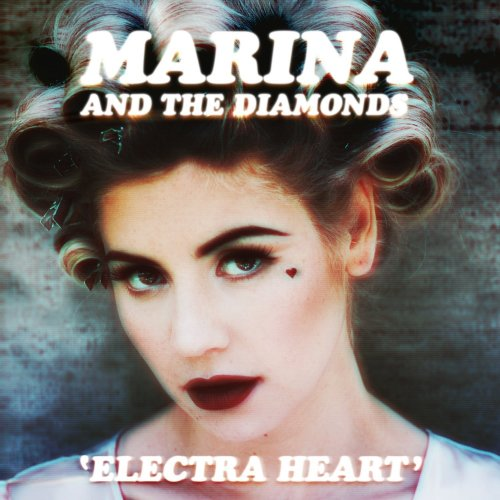CD MARINA AND THE DIAMONDS - ELECTRA HEART
