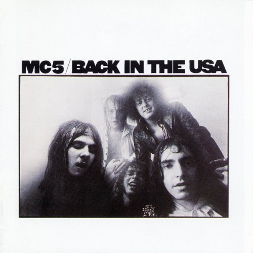 CD MC5 - BACK IN THE USA