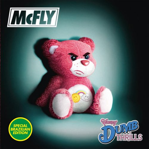 CD McFLY - YOUNG DUMB THRILLS  - PRÉ-VENDA 04/12