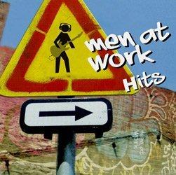 CD MEN AT WORK - HITS