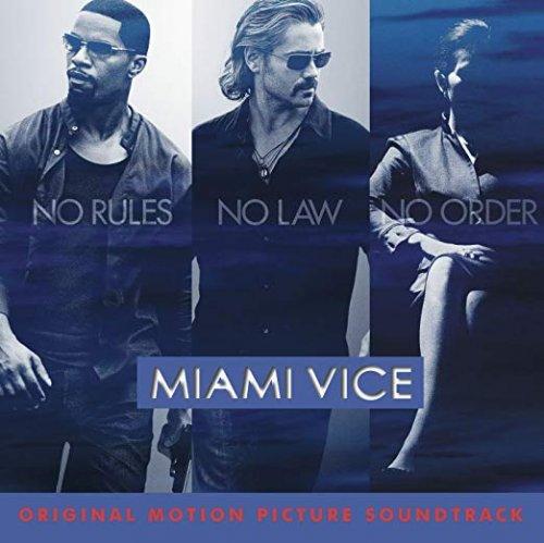 CD MIAMI VICE - ORIGINAL SOUNDTRACK