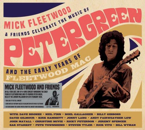 CD MICK FLEETWOOD & FRIENDS - CELEBRATE THE MUSIC ...  (2CDS - DUPLO) - PRÉ-VENDA LANÇAMENTO 24/09