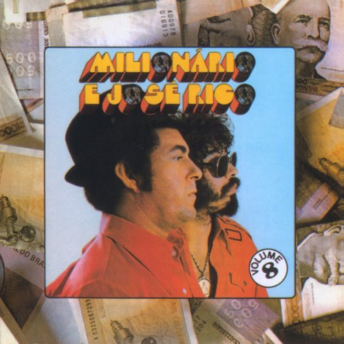 CD MILIONARIO E JOSE RICO - REALIDADE - VOL. 8