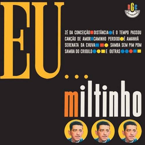 CD MILTINHO - EU...MILTINHO