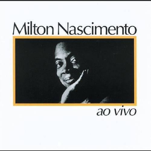 CD MILTON NASCIMENTO - AO VIVO