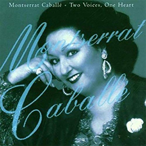 CD MONTSERRAT CABALLÉ & MONTSERRAT MARTÍ - TWO VOICES, ONE HEART