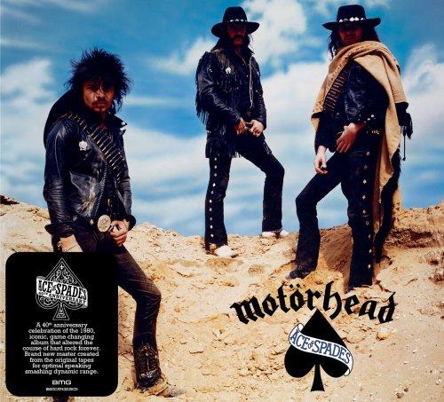 CD MOTORHEAD - ACE OF SPADES (40th ANNIVERSARY CELEBRATION)