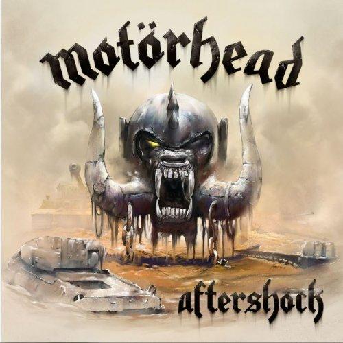 CD MOTORHEAD - AFTERSHOCK - EMBALAGEM JEWELBOX (CAIXA ACRÍLICA)