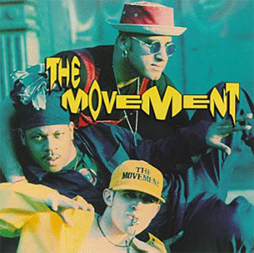 CD MOVEMENT - MOVEMENT