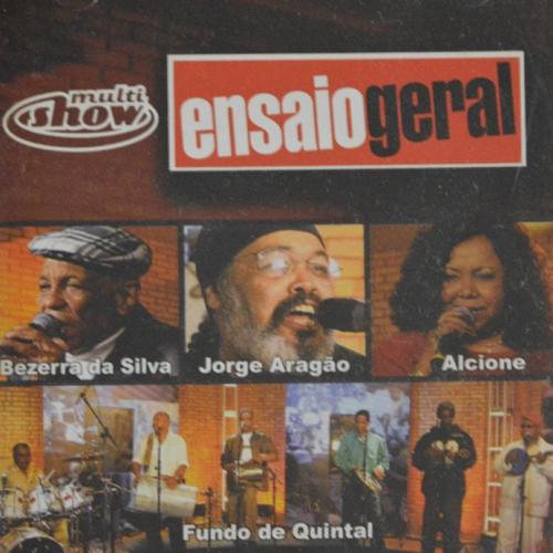 CD MULTISHOW - ENSAIO GERAL