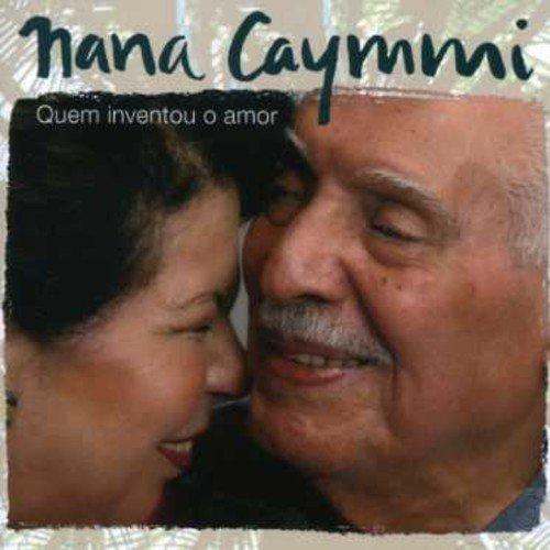 CD NANA CAYMMI - QUEM INVENTOU O AMOR