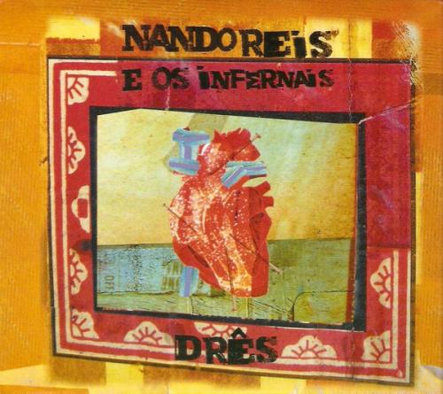 CD NANDO REIS - DRÊS